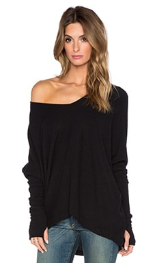 Grace Top en Noir