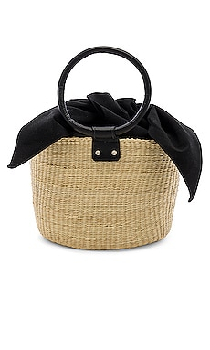 Mini Basket Bag SENSI STUDIO $79