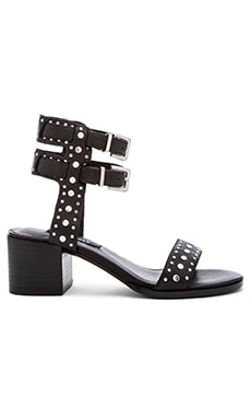 Jillie Sandal in Ebony