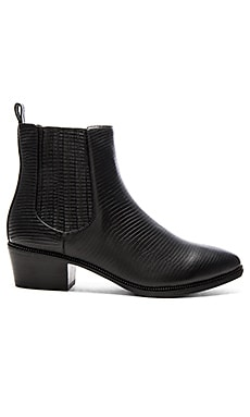 SENSO Louie Bootie in Ebony
