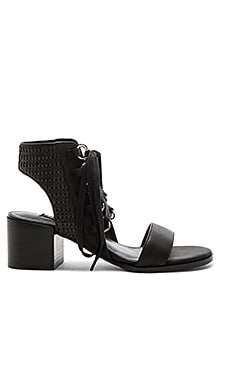 Milo Sandal in Ebony