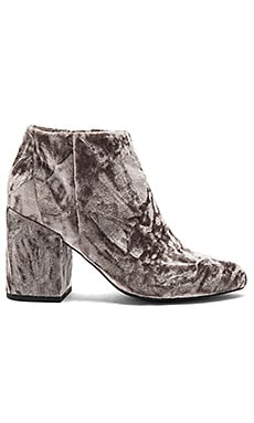 Jaclyn Bootie in Cement