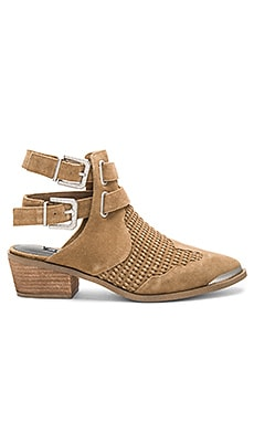 Barney Bootie in Hazelnut