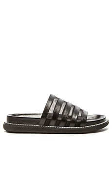 SENSO Kimmy Sandal in Ebony