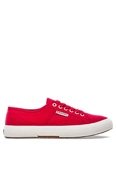 Superga 2750 Cotu Classic in Marron Red