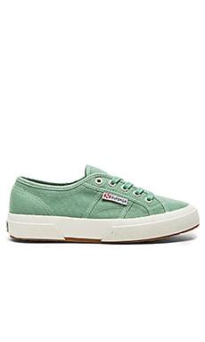 Superga Cotu Classic Sneaker in Malachite Dusty Green