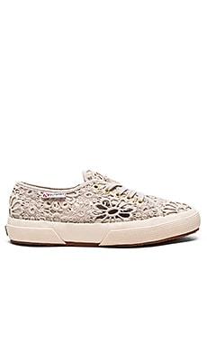 2750 Cot Macrame Sneaker