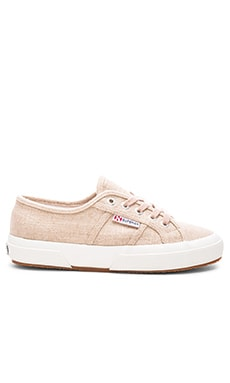 Superga 2750 Linu Sneaker in Burnt Sienna