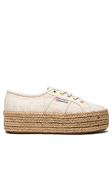 2790 Sneaker in Natural Linen