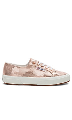 2750 Army Chromw Sneaker Superga $64