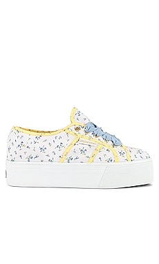 x LoveShackFancy 2790 Sneaker Superga $129 BEST SELLER