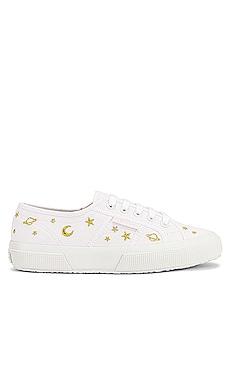 2750 EMBCOTTON Sneaker Superga $85