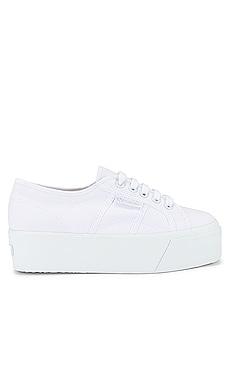 2790 ACOTW Platform Sneaker Superga $80