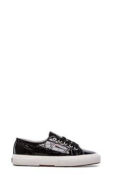 Patent Croc Sneaker