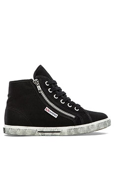 Cotu High Top in Black