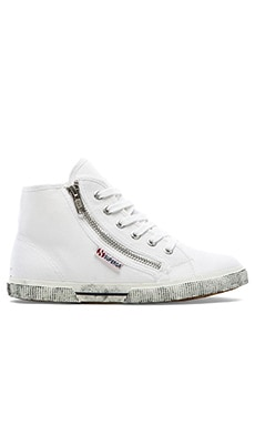 Cotdu High Top in White