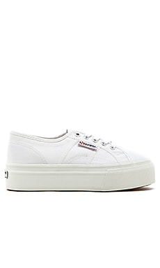 Slip On Sneaker in White