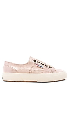 Superga Slip On Sneaker in Rose Gold