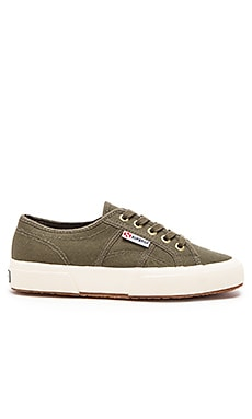 Superga Cotu Slip On in Military