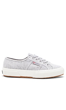 Superga Jersey Sneaker in Grey