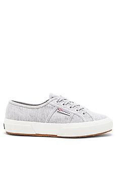 Superga Jersey Sneaker in Grey