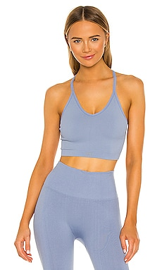 X REVOLVE Ribbed V Sports Bra Set Active $48