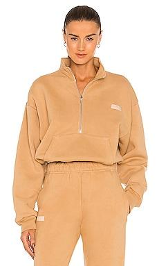 X REVOLVE Half Zip Sweatshirt Set Active $140 BEST SELLER