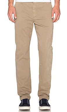 7 For All Mankind Luxe Performance Chino in Khaki