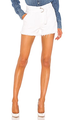 Paperbag Short 7 For All Mankind $105