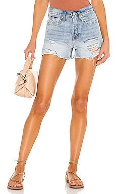 Monroe Cut Off Short 7 For All Mankind $138 NEW