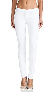 7 For All Mankind The Skinny in Stark White