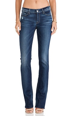 7 For All Mankind The Skinny Bootcut in Monarch Blue