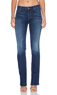 7 For All Mankind The Skinny Bootcut in Slim Illusion Geneva Blue