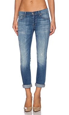 7 For All Mankind Josefina in Bright Light Broken Twill