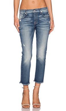 7 For All Mankind Relaxed Skinny in True Heritage Blue