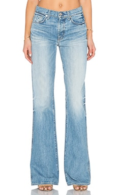 7 For All Mankind HW Vintage Flare in Heritage Light