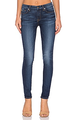 7 For All Mankind Skinny in Marie Vintage Blue