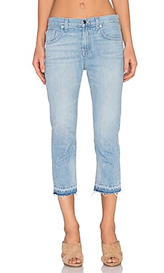 Cropped Relaxed Skinny