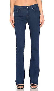 7 For All Mankind Kimmie Bootcut in Bright Rinse