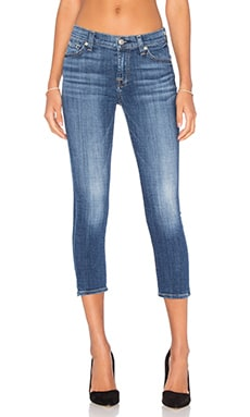 7 For All Mankind The Capri in Athens Broken Twill