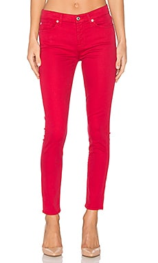 The Contour Ankle Skinny in Fruit Punch