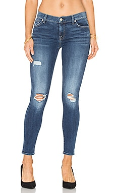 The Distressed Ankle Skinny в цвете High Street 2