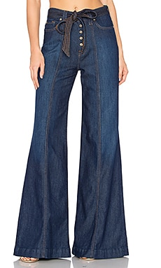 PANTALON LOUNGE JAMBES LARGES