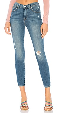 High Waist Ankle Skinny 7 For All Mankind $114