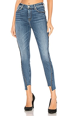 High Waist Ankle Skinny With Zippers 7 For All Mankind $229 NEW ARRIVAL