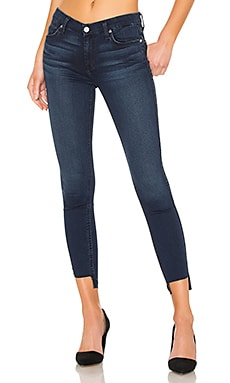 ДЖИНСЫ СКИННИ ANKLE SKINNY 7 For All Mankind $189