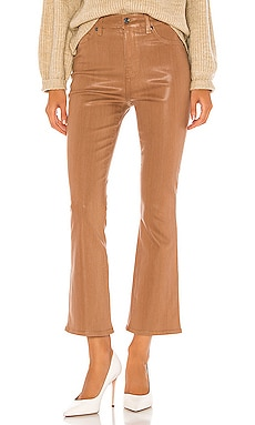 JEAN ACAMPANADO HIGH WAIST SLIM KICK 7 For All Mankind $195