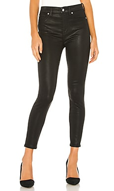ДЖИНСЫ СКИННИ THE HIGH WAIST ANKLE SKINNY 7 For All Mankind $139