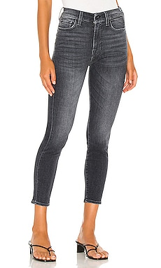 High Waist Ankle Skinny 7 For All Mankind $195