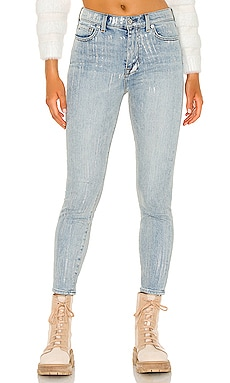 High Waist Ankle Skinny 7 For All Mankind $218 NOUVEAU
